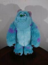 Disney Pixar Monsters Inc Sulley Sullivan 13 Inch Plush & Mike Wazowski Plush