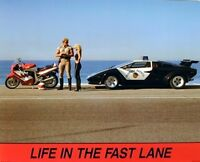 """Motorcycle Poster 36/"""" X 24/"""" 2005 Billy Lane Choppers INC"""