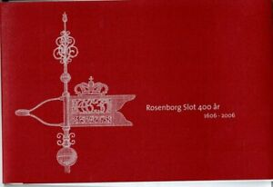 National Museum of Denmark 6 booklets & stamps
