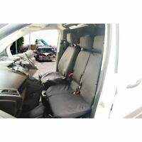 Town & Country Van Seat Covers for Front Seats for Black for Ford Connect 2014 O