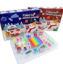 More details for 25pcs fidget toy advent calendar christmas available now