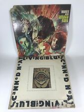Canned Heat VINYL LP Record Lot Boogie With & Living The Blues VINTAGE Rock