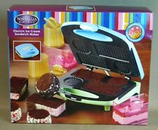 Nostalgia Electrics ~Electric Ice Cream Sandwich Maker~ (ICS100)  (W1)