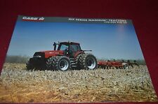 Case International MX Series Magnum Tractors Brochure YABE10 ver8