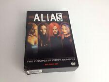 Alias: Season 1 DVD Barnet Kellman (DIR) - 6 Discs