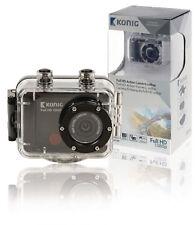 2019 Neuestes Design Action Cam Hd 720p 30fps Sportkamera 5mp Wasserdicht Neu Ovp Foto & Camcorder