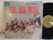 Conjunto SOL DEL PERU SON RADIO LPL 2101 PEROU