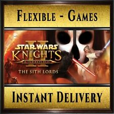 Star Wars Knights of the Old Republic II 2: The Sith Lords - Steam CD-Key [PC]