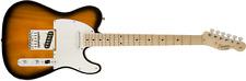 Fender Squier Affinity Series Telecaster Electric Guitar in 2 Tone Sunburst