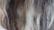 Humbug Blend Carded Wool Batt 10-100g Natural Undyed UK Wool Felt or Spin Fibre