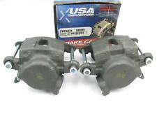 USA Industries FRP4071 Remanufactured Disc Brake Caliper Set - Front