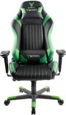 BattleBull Covert Gaming Chair Black/Green[BB-623977]