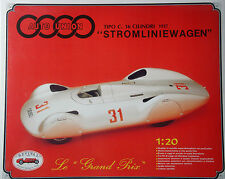 Revival 1:20 - Auto Union Type C Avus 1937 kit Metal kit DIECAST-NEW