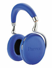 Parrot Zik 2.0 Headband Headphones Wireless - Blue