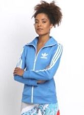 MEDIUM adidas Originals Women's EUROPA TRACK TOP JACKET  UK14 - US:10  last 1AVL
