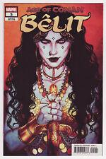 AGE OF CONAN BELIT #5 Jenny Frison 1:25 Variant NM/NM-