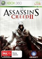 Assassins Creed 2 II Xbox 360