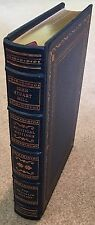 John Stuart Mill Political Writinings  Franklin Library Limited Full Leather