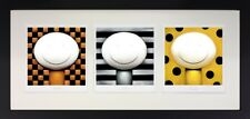 Doug Hyde Bronze, Silver, Gold Framed Limited Edition Giclee Print