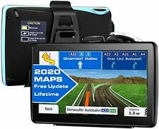 Sat Nav for Car Truck,7 Inch GPS Navigation Pre-loaded UK and EU 2020 Maps with