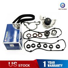 Timing Belt Kit With Tensioner Water Pump Fit 2.5L 3.0L95-05 Chrysler Dodge 6G72
