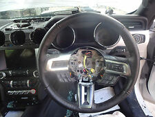 2016 Ford Mustang GT Manual Steering Wheel - FR33-3600-BF3JAX    GN16