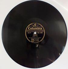 """78 RPM 10""""  FRANKIE LAINE FLAMENCO / JEALOUSY. DB2970. VGC. UK DISPATCH"""
