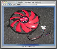 AMD/ATi Radeon HD 7990 (3 Fan Model) Video Card Cooling Fan Replacement *A