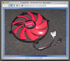 AMD/ATI Radeon HD 7990 (3 Lüfter Modell) Video Card Lüfter Ersatz *