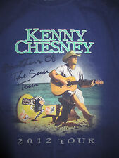 "2012 Kenny Chesney ""Brothers of the Sun"" Concert Tour (Lg) T-Shirt"