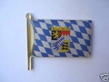 Anstecker Bayern mit Wappen Flaggenpin,Flagge,Flag,Pin