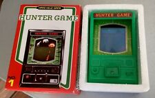HUNTER GAME GRIP LEND EPOCH Electro Mechanical Game Very Rare Handheld 70s