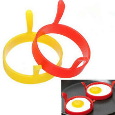 1 Pc Random Color Silicone Egg Molds Cooking Tools Kitchen Accessories