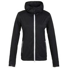 NWT Golfino Ladies Waterproof Thermo Black Medium Golf Rain Jacket 1351024 890