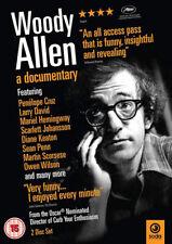 Woody Allen: A Documentary DVD (2012) Robert B. Weide cert 15 2 discs ***NEW***