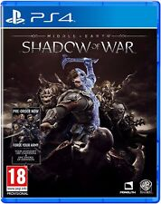 Middle-Earth Shadow of War | PlayStation 4 PS4 Preorder