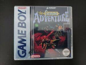 The Castlevania Adventure - Nintendo Game Boy DMG Genuine Cart