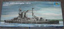 Trumpeter HMS Warspite '1915' 1:700 Model Kit New & Sealed