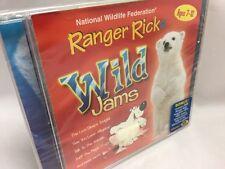 Ranger Rick Wild Jams CD by National Wildlife Federation (2004) NIP Age 7-12
