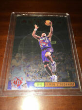 Upper Deck Not Autographed 1996-97 Season NBA Basketball Trading Cards