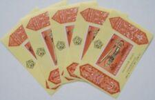 Indonesië 1976 - 5 Souvenir sheets Art & Culture ongetand postfris