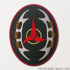STAR TREK  Klingon Bat'leth Tournament Competitor PATCH