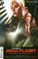 DCeased Dead Planet #1 (Bladerunner Movie Homage Ben Oliver Variant / 2020 / NM)
