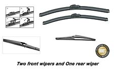 Smart ForFour 2004-2007 Brand New Front and Rear windscreen wiper blades