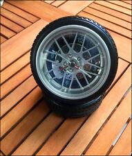Wecker Tuning-Reifen auf Alufelge - Uhr mit Weckfunktion - Mega Optik = RAR