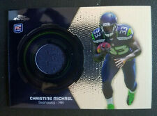 2013 Topps Chrome Rookie Relics #RRCM Christine Michael RC Rookie Card