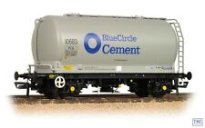 38-650A Bachmann OO Gauge PCA Metalair Bulk Powder Wagon Blue Circle Cement
