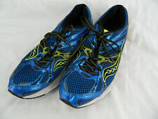 Saucony Guide 6 Running Shoes Blue and Green Men's Size 11.5 previously owned