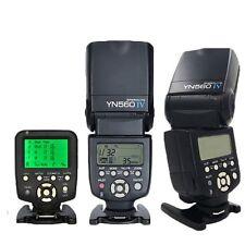 Yongnuo 2PCS YN-560 IV Speedlite Flash + YN560-TX N Controller For Nikon US