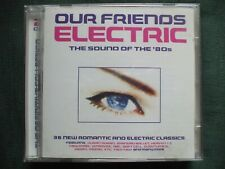 V/A - Our Friends Electric.Double CD.New Order,Kraftwerk,Soft Cell,Yazoo,OMITD.